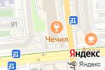 Схема проезда до компании Modo de Vida в Алматы