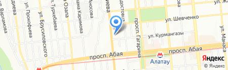 SK-systems на карте Алматы