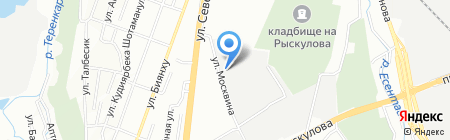Domlux на карте Алматы
