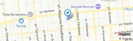 Арина Плюс на карте Алматы