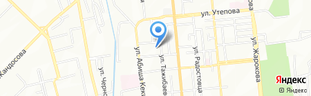 Voka на карте Алматы
