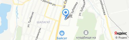 Daus на карте Алматы