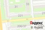 Схема проезда до компании КЕГА №1 в Алматы