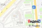 Схема проезда до компании Gaukhar Vizazh Studio в Алматы