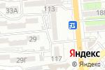 Схема проезда до компании Семейный в Алматы