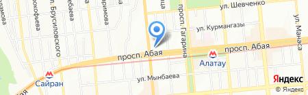 Ativ Promotion на карте Алматы