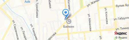 Protect auto на карте Алматы