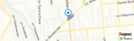 Dega Optical на карте Алматы