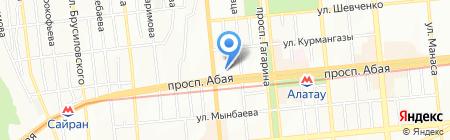 Korean Shopping на карте Алматы