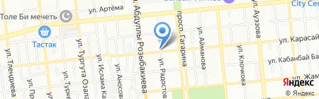 АгроПродукт на карте Алматы