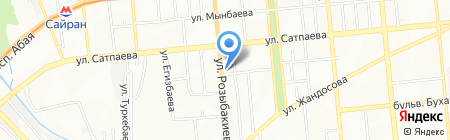 Nutrition.kz на карте Алматы