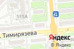 Схема проезда до компании Даулет в Алматы