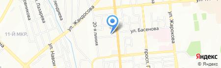 Samsung сервис-центр на карте Алматы
