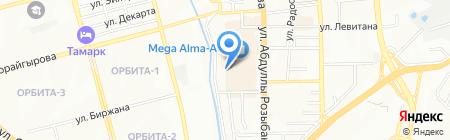 Medstyle на карте Алматы