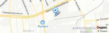 ОРИМИ СА на карте Алматы