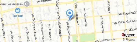 Первая школа предпринимателей на карте Алматы