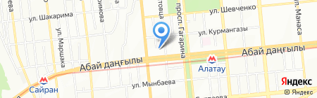 Bilnex Cubus на карте Алматы