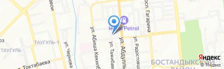 Бал Балдырган на карте Алматы