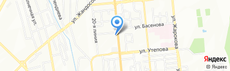 MedFarm SLL на карте Алматы