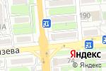 Схема проезда до компании Style в Алматы
