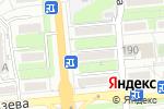 Схема проезда до компании Продуктовый магазин в Алматы