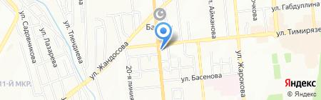 Мед сеть магазинов продуктов пчеловодства на карте Алматы