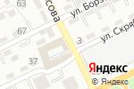 Схема проезда до компании Mebel Prestige в Алматы