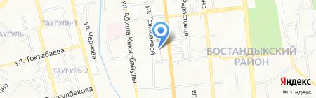 Video Telecom Company на карте Алматы