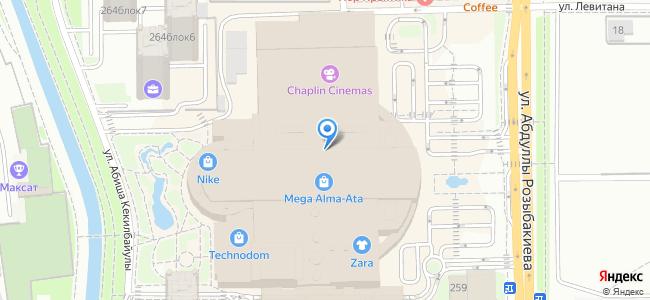 Казахстан, Алматы, улица Розыбакиева, 247А