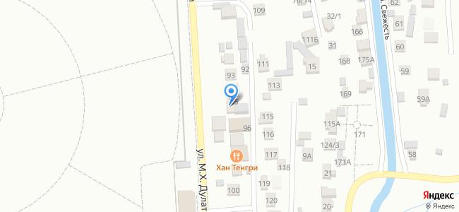 мкрн, Хан-Тенгри, 96