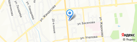 FoodTechPack на карте Алматы