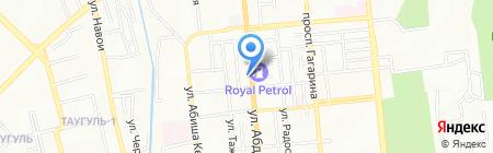 Магазин бытовой химии на ул. Розыбакиева на карте Алматы