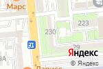 Схема проезда до компании FoodTechPack в Алматы
