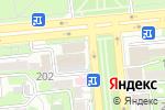 Схема проезда до компании Wamboo в Алматы
