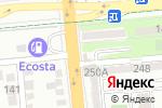 Схема проезда до компании Овощной магазин в Алматы