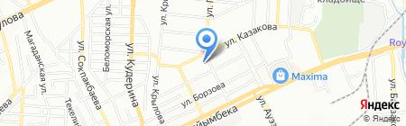 Victorial на карте Алматы