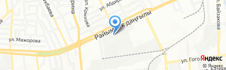 RG Brands Kazakhstan АО на карте Алматы