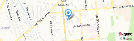 Ароматика на карте Алматы