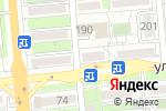 Схема проезда до компании Kenzo в Алматы