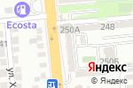 Схема проезда до компании Ер-Стом в Алматы