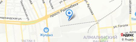BAS-LIDER company на карте Алматы
