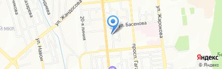 Жесть на карте Алматы