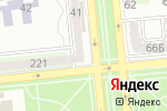 Схема проезда до компании Express salon в Алматы