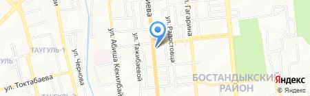 Салон оптики на карте Алматы