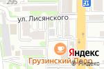 Схема проезда до компании Дария в Алматы