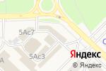 Схема проезда до компании ТехноПлат в Излучинске