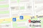 Схема проезда до компании AlCom Engineering Group в Алматы