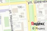 Схема проезда до компании IP Market в Алматы