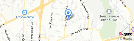 ILICOM-NETWORK на карте Алматы