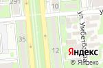 Схема проезда до компании Nail Studio в Алматы
